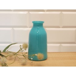 Butelka milk bottle seledyn S
