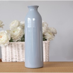 Szara butelka milk bottle L