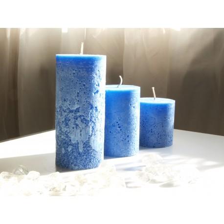 Świeca sponge kolor snorkel blue - ciemnoniebieski