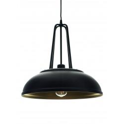 Lampa sufitowa Kato - czarna
