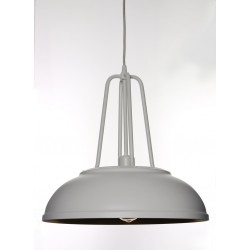 Lampa sufitowa Kato - biała