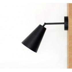 Lampa ścienna kinkiet Spot - biała